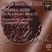 J. S. Bach - Orchestral Suite No. 3 in D Major, BWV 1068 by Maximianno Cobra