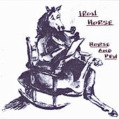 Horse and Pen by Iron Horse