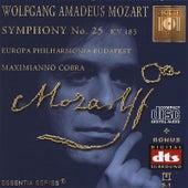 Mozart - Symphony No. 25, KV 183 by Maximianno Cobra