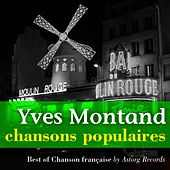 Yves Montand, chansons populaires de France by Yves Montand