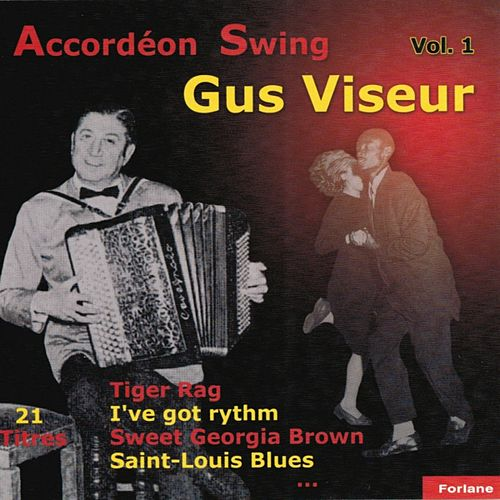 Accordéon Swing, vol. 1 (Belgian/French Accordion) by Gus Viseur