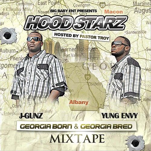 Killin Em (feat. Pastor Troy) by Hoodstarz