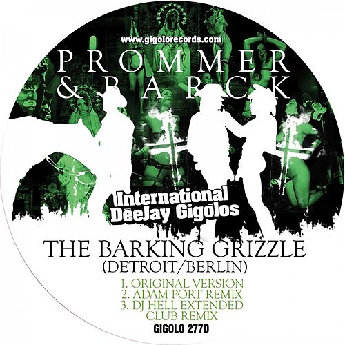 The Barking Grizzle (Detroit/Berlin) by Christian Prommer