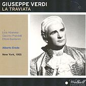 Giuseppe Verdi: La Traviata (New York 1955) by Various Artists
