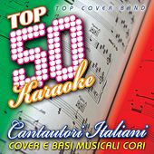Top 50 karaoke cantautori italiani (Cover e basi musicali cori) by Various Artists