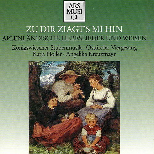 Zu Dir ziagt's mi hin by Various Artists