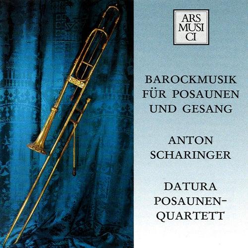 Barockmusik fur Posaunen und Gesang von Various Artists