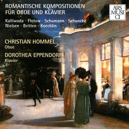 Romantische Kompositionen fur Oboe und Klavier by Various Artists