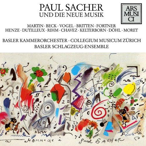 Und die Neue Musik by Various Artists