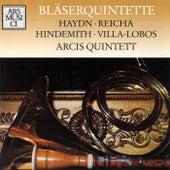 Haydn / Hindemith / Reicha / Villa-lobos: Blaserquintette by Arcis Quintet