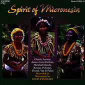 Spirit of Micronesia by David Fanshawe