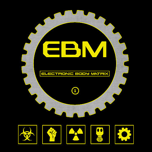 Electronic Body Matrix, Vol. 1 - The Alfa Matrix Selection by Various Artists