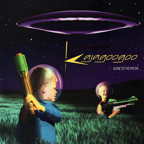 Gone To The Moon von Kajagoogoo
