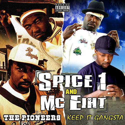 Keep It Gangsta / The Pioneers (2 for 1: Special Edition) by Various Artists