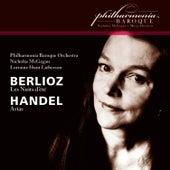 Berlioz: Les nuits d'été - Handel: Arias by Philharmonia Baroque Orchestra