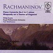 Rachmaninov Piano Concerto No. 2 in C Minor, Paganini Rhapsody by Yuri Temirkanov