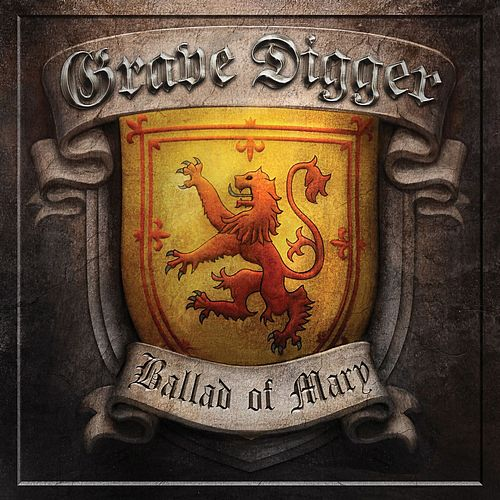 Ballad Of Mary by Grave Digger