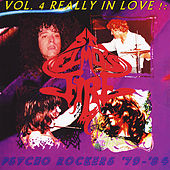 Vol. 4 Really in Love!: Psycho Rockers '79-'84 by St. Elmos Fire