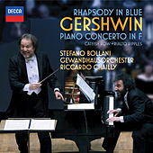 Gershwin: Rhapsody in Blue; Piano Concerto in F; Catfish Row etc by Riccardo Chailly