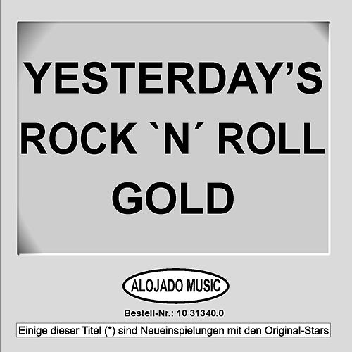 Yesterday's Rock `n´ Roll Gold by Various Artists
