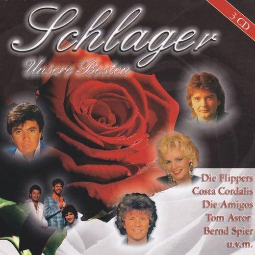 Schlager - Unsere Besten by Various Artists