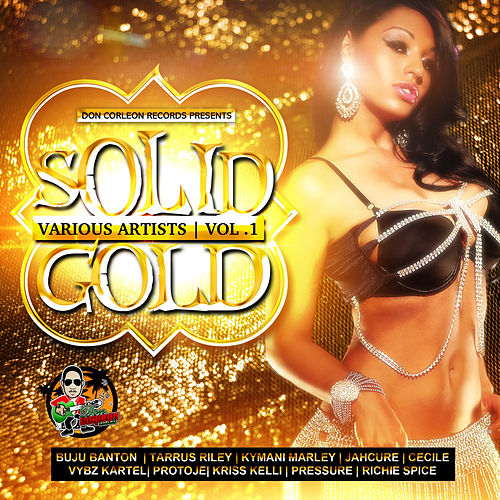 Solid Gold Vol. 1 von Various Artists