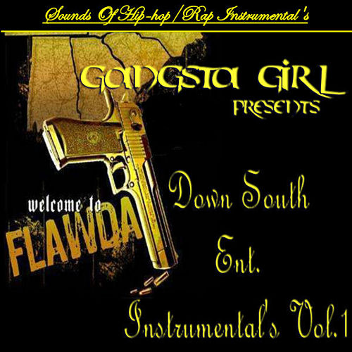 Sounds Of Hip-Hop/Rap Instrumentals Vol. 1 by Gangsta Girl
