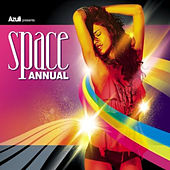 Azuli Presents Space Annual 2008 : Mixed by Various Artists