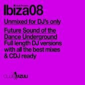 Azuli Presents Ibiza 2008 : Unmixed by Various Artists