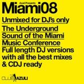 Azuli Presents Miami 2008 : Unmixed von Various Artists
