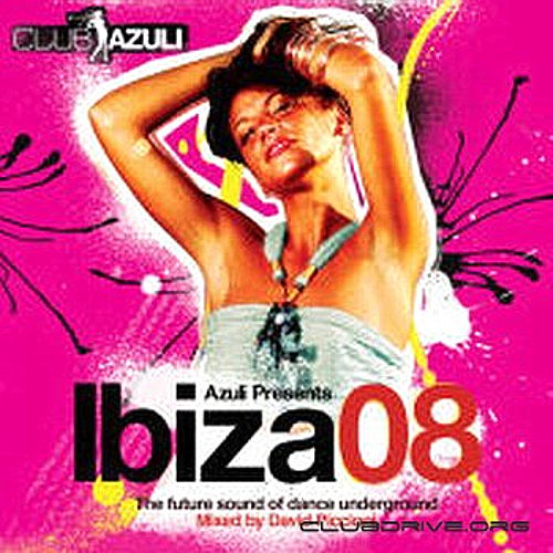 Azuli Presents Ibiza 2008 by Various Artists