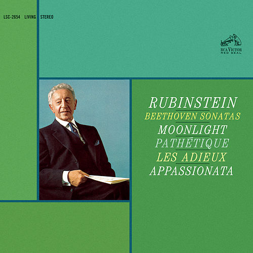 Beethoven: Sonatas - Sony Classical Originals by Arthur Rubinstein