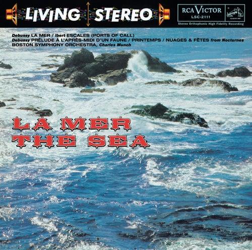 Debussy: La Mer; Prélude à l'après midi d'un faune; Printemps; Trois Nocturnes & Ibert: Escales - Sony Classical Originals by Charles Munch