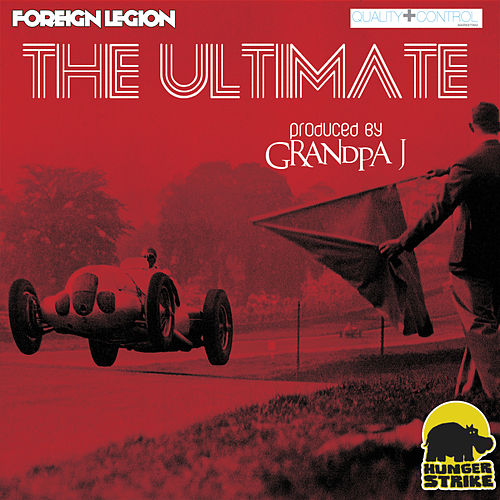 The Ultimate - Single by Foreign Legion