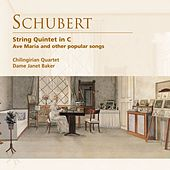 Schubert: String Quintet in C . Ave Maria and other popular songs by Various Artists