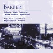 Barber: Adagio . Violin Concerto . Cello Concerto by Various Artists