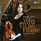 Bartok/Strauss/Grieg: Violin Sonatas by Michail Lifits