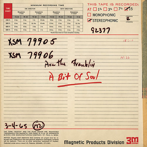 A Bit Of Soul by Aretha Franklin