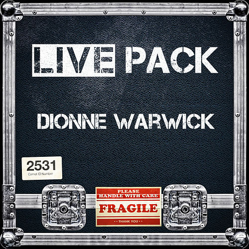 Live Pack - Dionne Warvick by Dionne Warwick