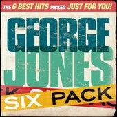 Six Pack - George Jones - EP by George Jones