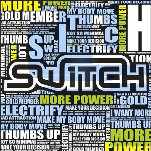 More Power EP by Switch