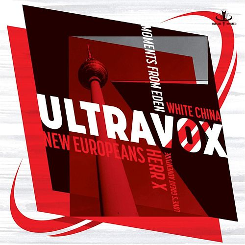 Moments From Eden by Ultravox