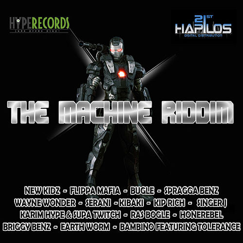 Machine Riddim by Various Artists