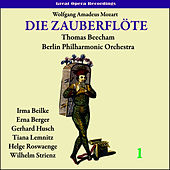 Mozart: The Magic Flute (Die Zauberflöte), Vol. 1 by Berlin Philharmonic Orchestra