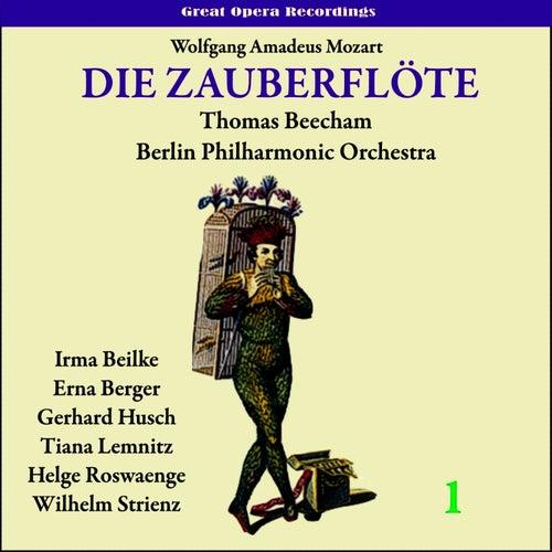 Mozart: The Magic Flute (Die Zauberflöte), Vol. 1 by Berlin Philharmonic Orchestra