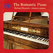 The Romantic Piano - on historic pianos by Richard Burnett