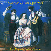 Spanish Guitar Quartets by The English Guitar Quartet