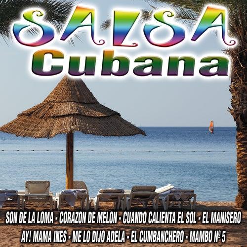Salsa Cubana by Various Artists