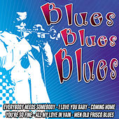 Blues All Blues by Various Artists