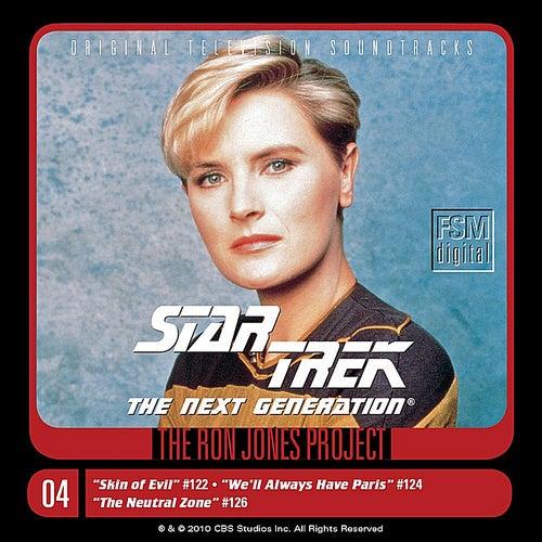 Star Trek: The Next Generation, 4: Skin of Evil/We'll Always Have Paris/The Neutral Zone by Ron Jones